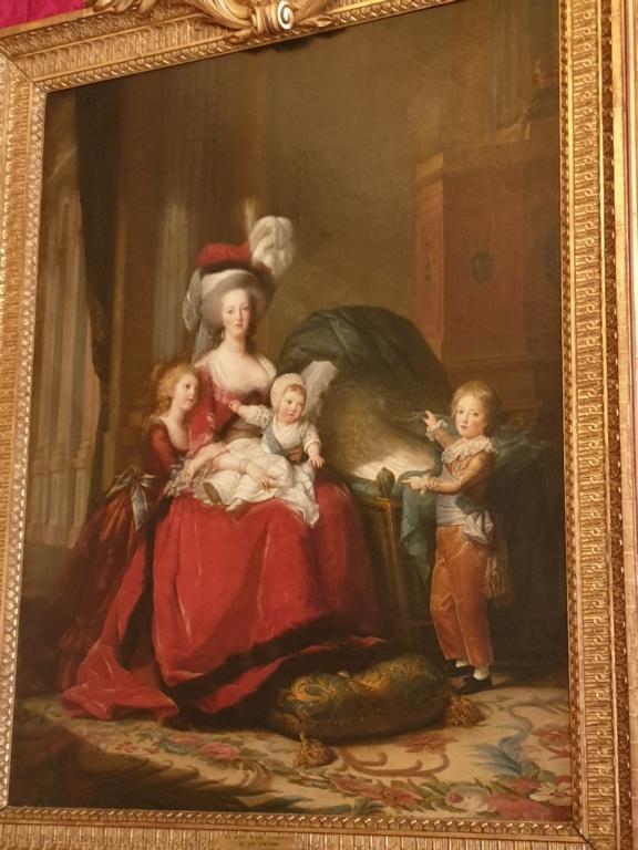 Ma visite du château de Versailles  20200747
