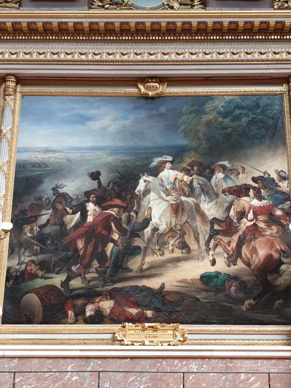 Ma visite du château de Versailles  20200751