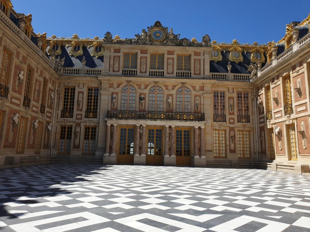 Ma visite du château de Versailles  20200752