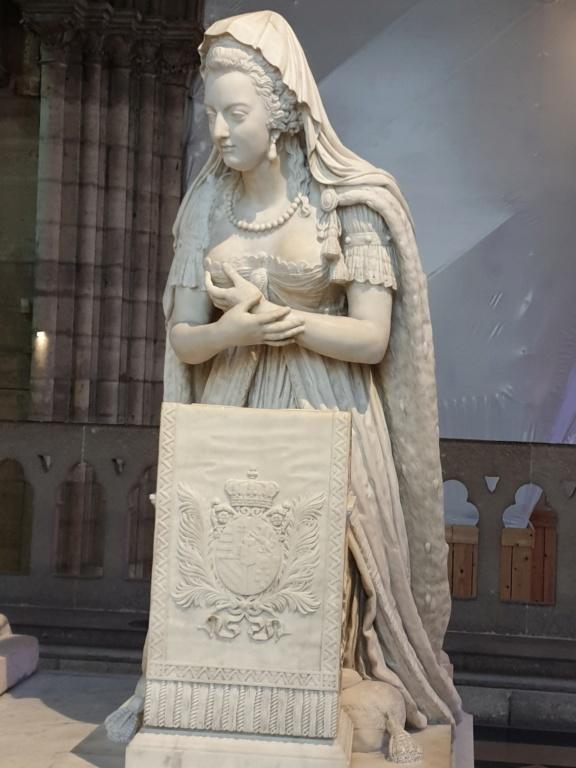 Notre couple royal préféré à la Basilique Saint Denis 20200759