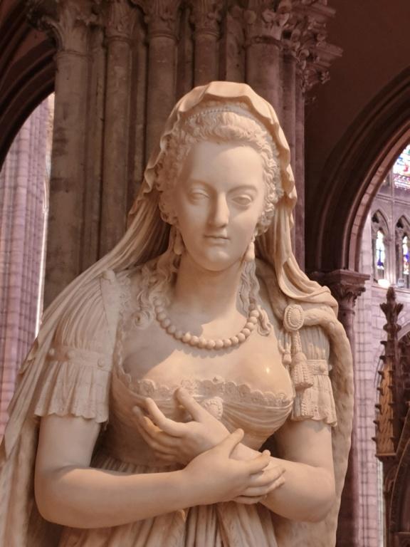 Notre couple royal préféré à la Basilique Saint Denis 20200760