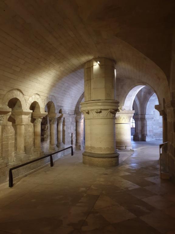 Notre couple royal préféré à la Basilique Saint Denis 20200763