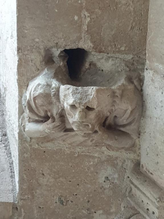 Notre couple royal préféré à la Basilique Saint Denis 20200770