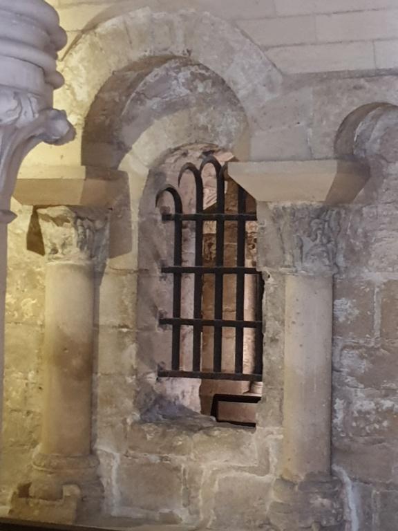 Notre couple royal préféré à la Basilique Saint Denis 20200771