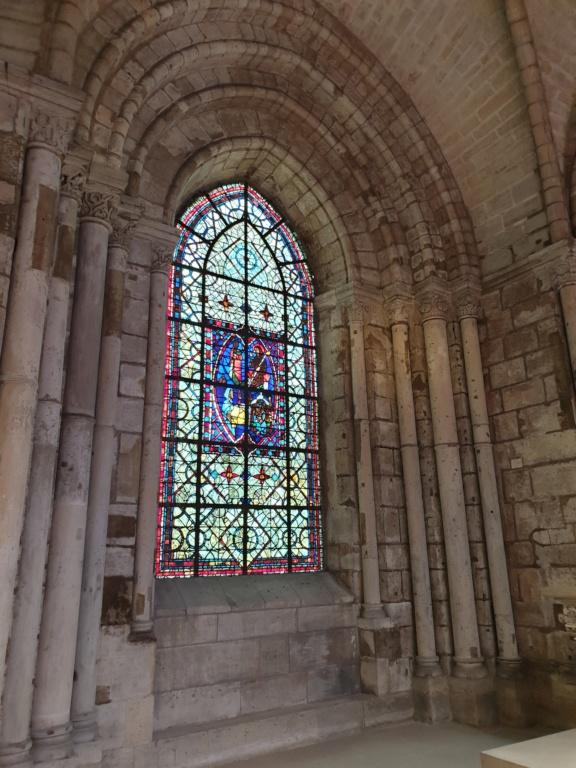 Notre couple royal préféré à la Basilique Saint Denis 20200776
