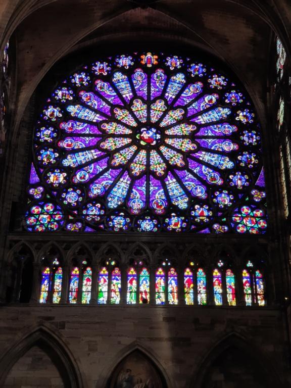 Notre couple royal préféré à la Basilique Saint Denis 20200777