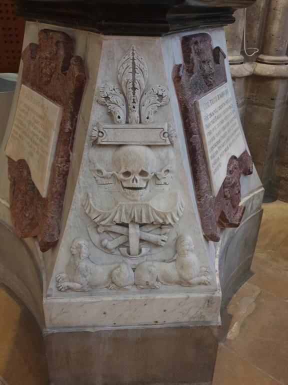 Notre couple royal préféré à la Basilique Saint Denis 20200780