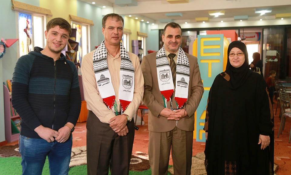 افتتاح مكتبة الطفل بخان يونس 20181114.jpg