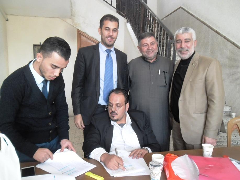 الإعلان نتائج انتخابات الاتحاد الفلسطيني sam_0612.jpg