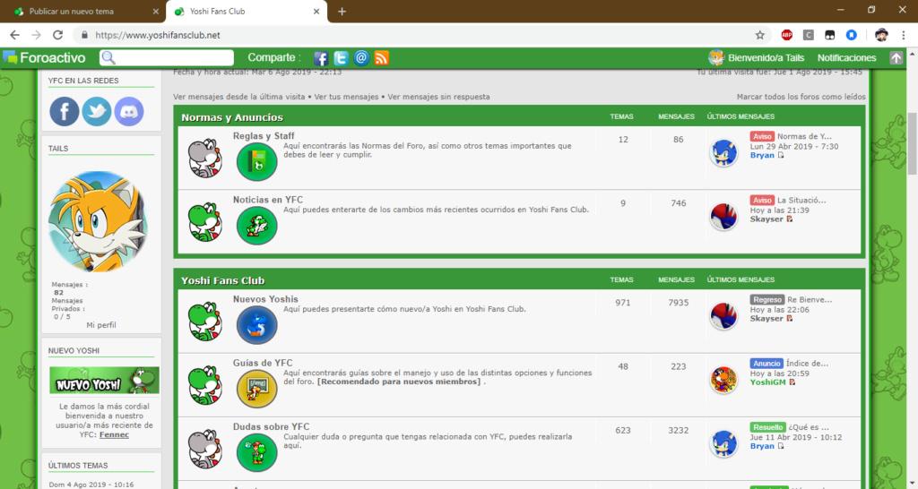 [Aceptado] Pack completo de Iconos para secciones principales de YFC [11 Agosto] 113