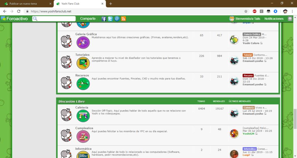 [Aceptado] Pack completo de Iconos para secciones principales de YFC [11 Agosto] 612