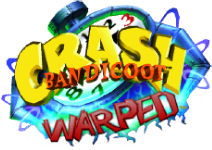 Crash Bandicoot 3: Warped | Playthrough 105% Logo310