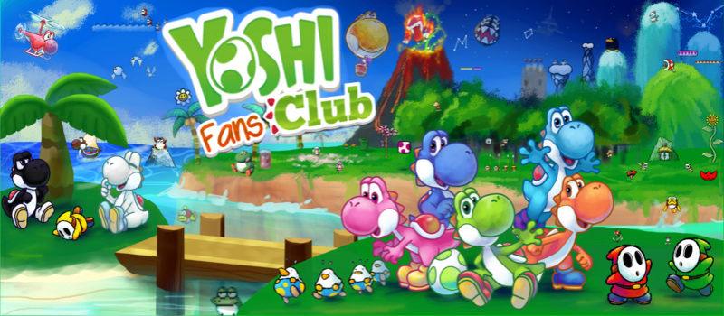 Normas de Yoshi Fans Club Logoyf10
