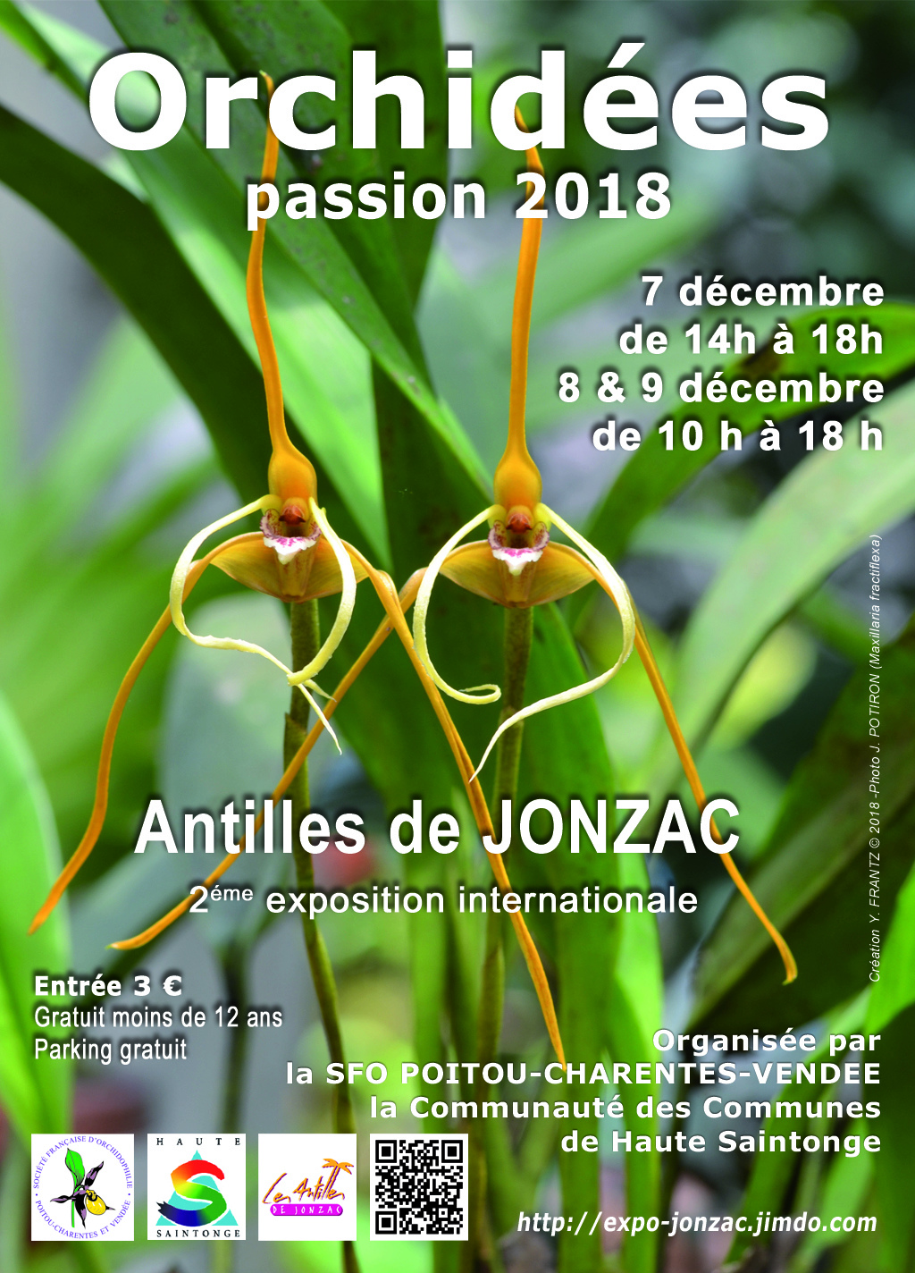 2eme Exposition internationale CHARENTE MARITIME Décembre 2018 Image13