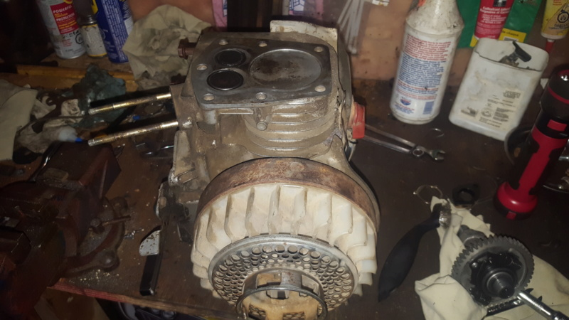 Honda G200 Project - Page 2 20180851
