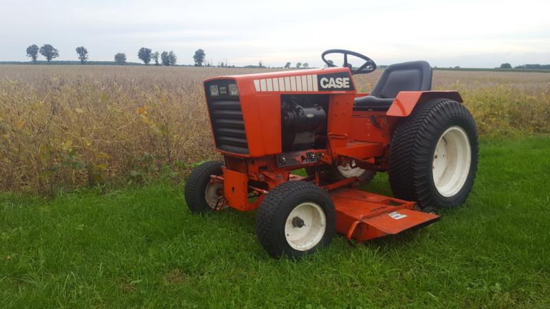 Garden Tractor Collection 20180963