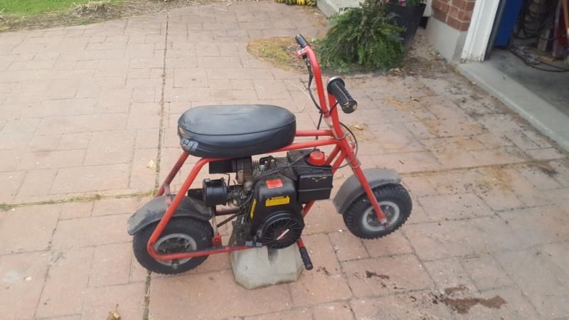 Manco Streaker Mini Bike 20181042