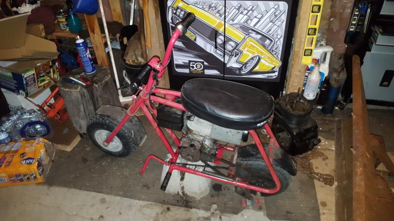 Manco Streaker Mini Bike 20181045