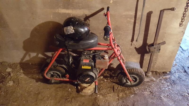 Manco Streaker Mini Bike 20181140