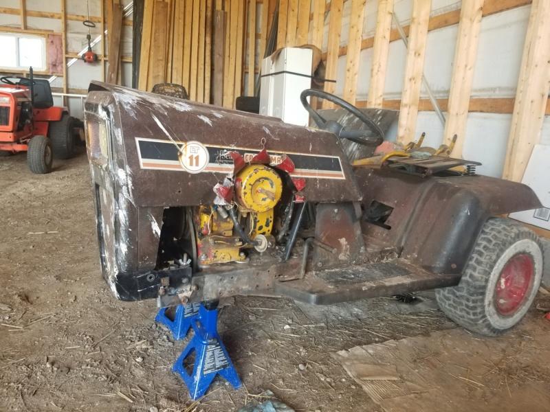 AK's LT-08 Rat Rod Tractor Build [2019 Build-Off Entry] - Page 9 20190101