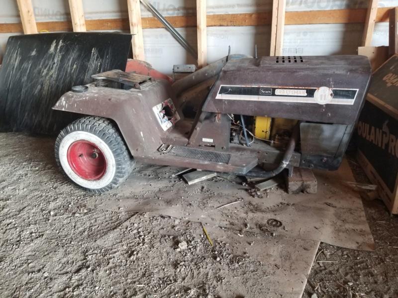 AK's LT-08 Rat Rod Tractor Build [2019 Build-Off Entry] - Page 2 20190227