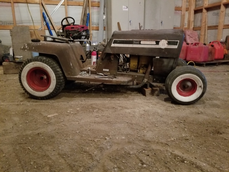 [COMPLETE] - AK's LT-08 Rat Rod Tractor Build [2019 Build-Off Entry] - Page 2 20190236