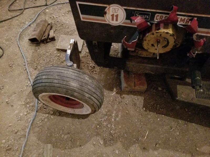 AK's LT-08 Rat Rod Tractor Build [2019 Build-Off Entry] - Page 2 20190239