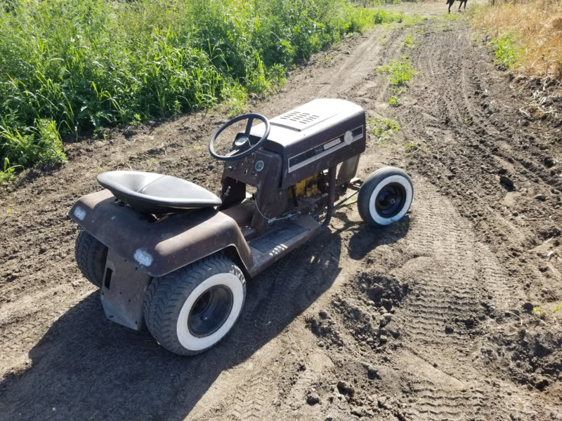 AK's LT-08 Rat Rod Tractor Build [2019 Build-Off Entry] - Page 12 20190290