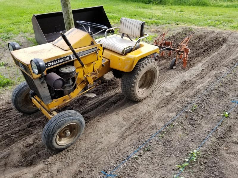 Garden Tractor Collection 20190298