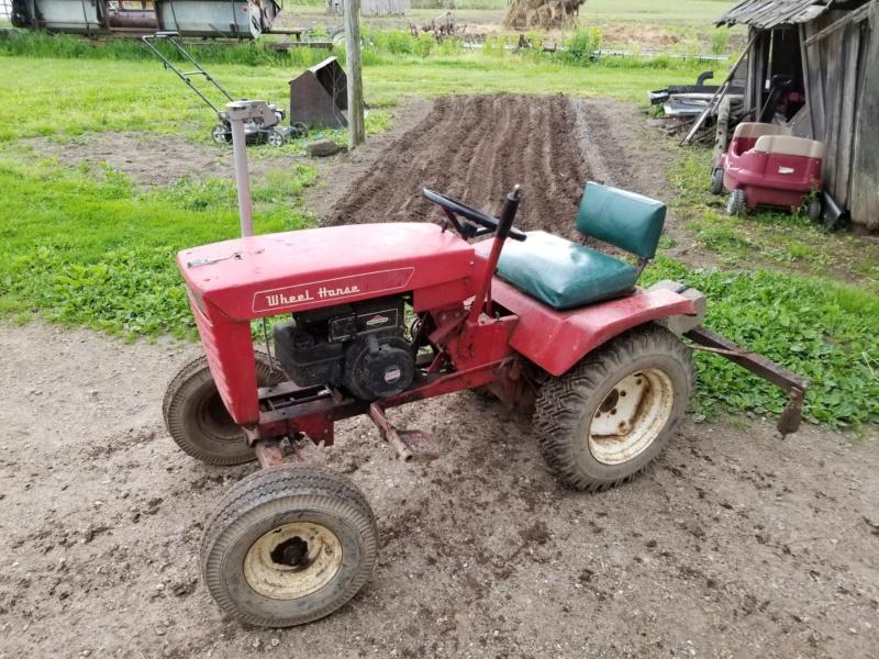Garden Tractor Collection 20190299