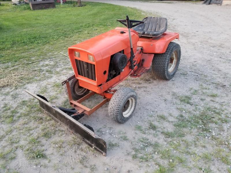 Garden Tractor Collection 20190300