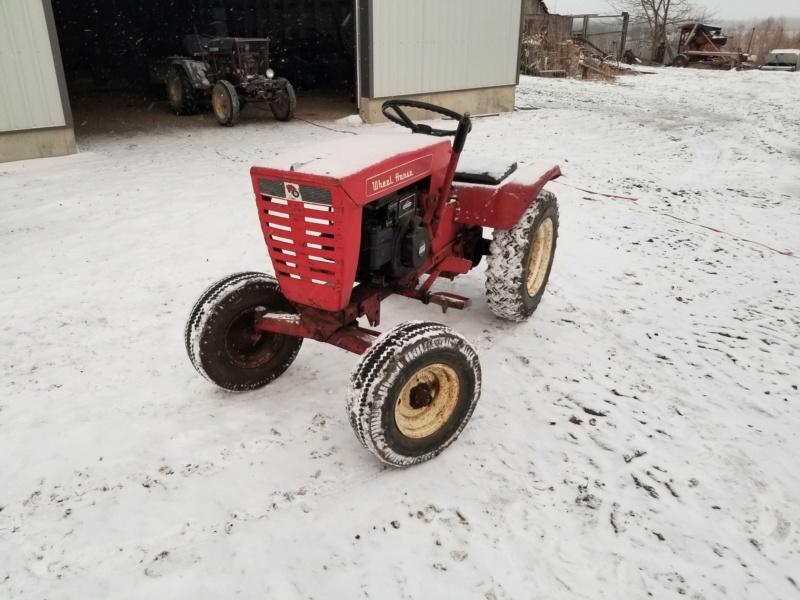 Garden Tractor Collection 20190375