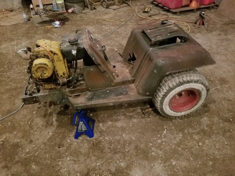 [FINALIST] - AK's LT-08 Rat Rod Tractor Build [2019 Build-Off Entry] - Page 7 20190434