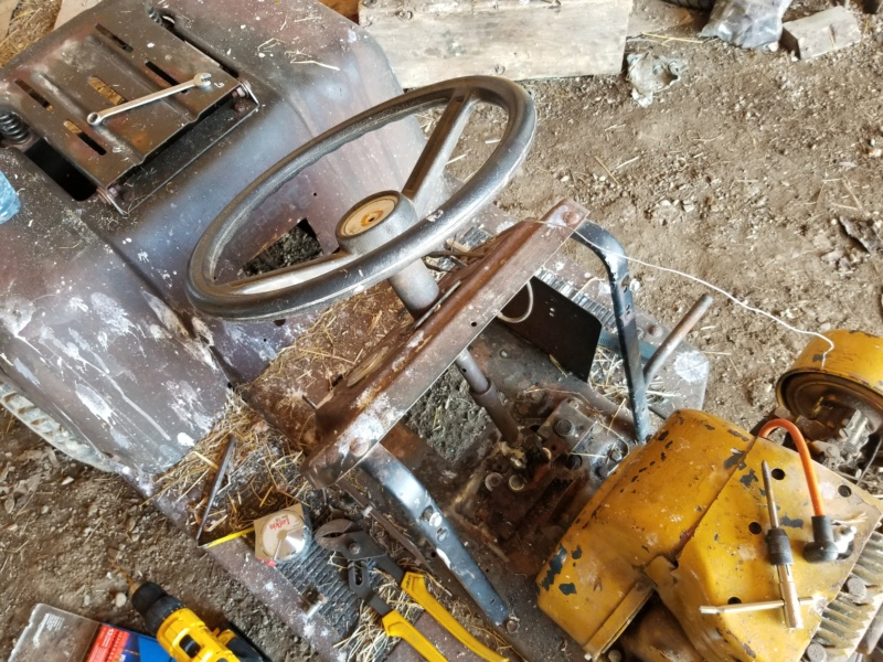 AK's LT-08 Rat Rod Tractor Build [2019 Build-Off Entry] - Page 8 20190520