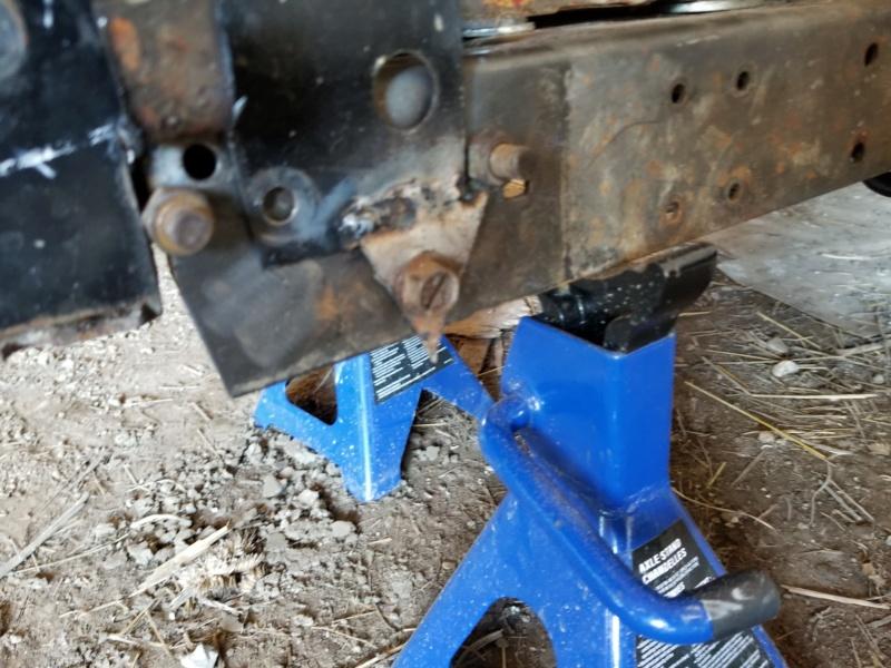 AK's LT-08 Rat Rod Tractor Build [2019 Build-Off Entry] - Page 9 20190697
