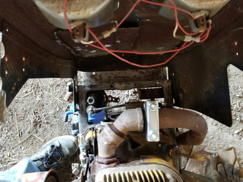 AK's LT-08 Rat Rod Tractor Build [2019 Build-Off Entry] - Page 9 20190698