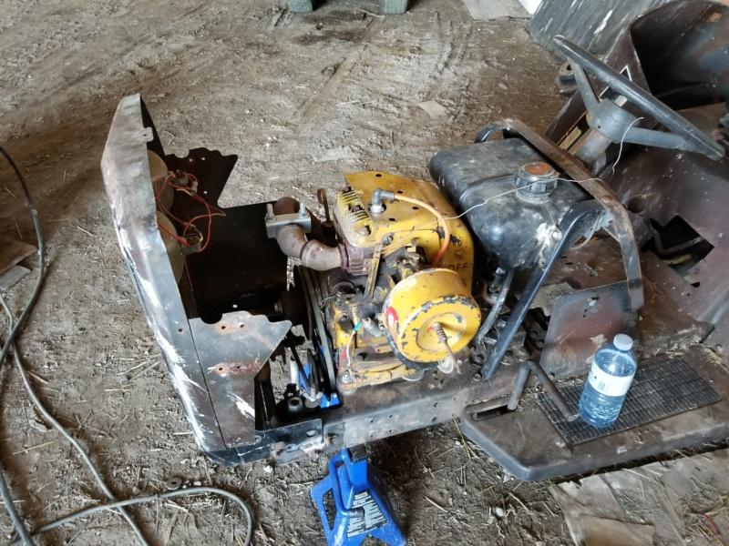 AK's LT-08 Rat Rod Tractor Build [2019 Build-Off Entry] - Page 9 20190699