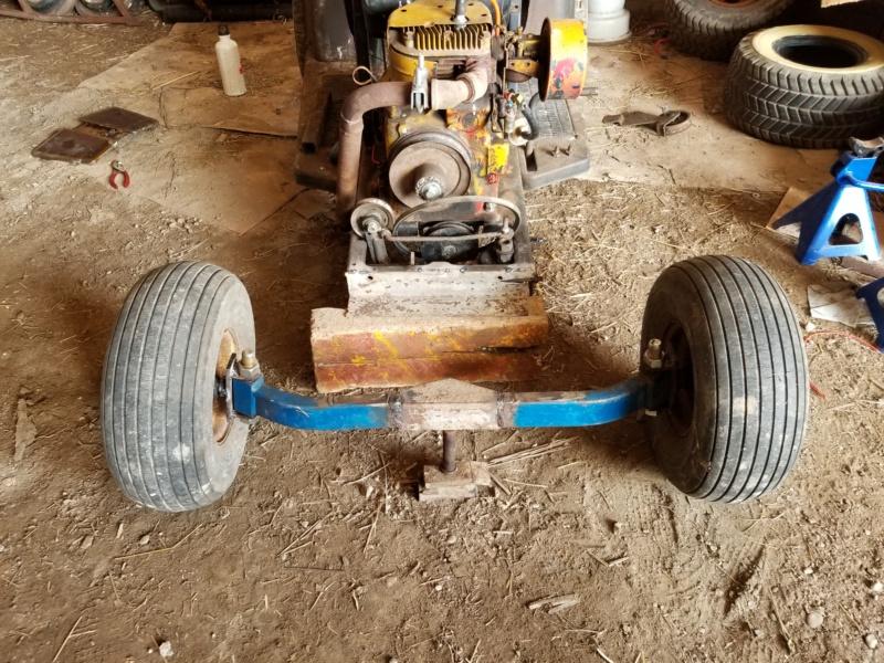 AK's LT-08 Rat Rod Tractor Build [2019 Build-Off Entry] - Page 9 20190736