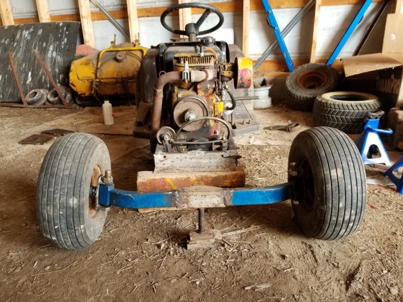 AK's LT-08 Rat Rod Tractor Build [2019 Build-Off Entry] - Page 9 20190737