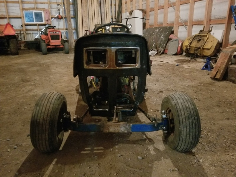 AK's LT-08 Rat Rod Tractor Build [2019 Build-Off Entry] - Page 10 20190787