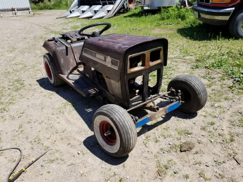 AK's LT-08 Rat Rod Tractor Build [2019 Build-Off Entry] - Page 10 20190794