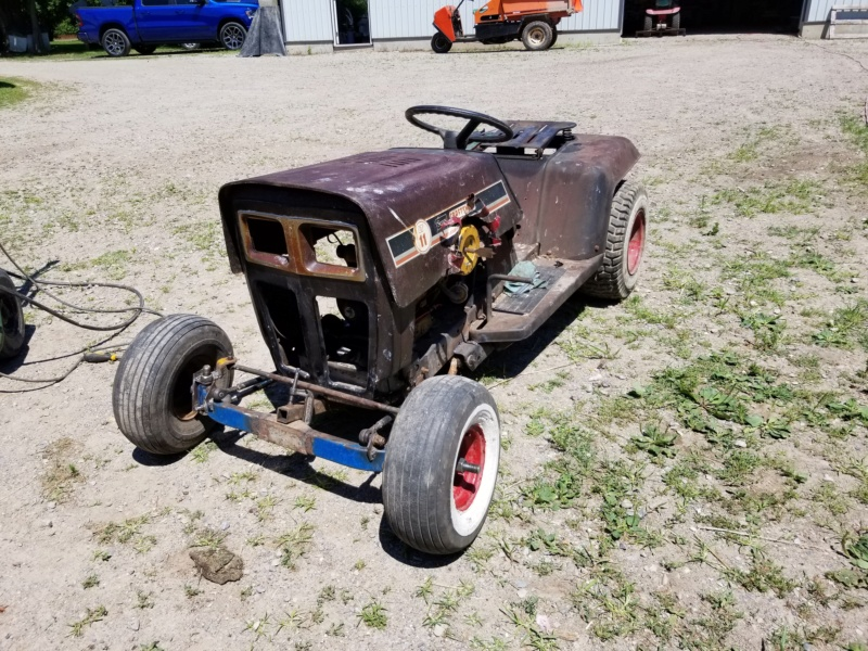 AK's LT-08 Rat Rod Tractor Build [2019 Build-Off Entry] - Page 10 20190795