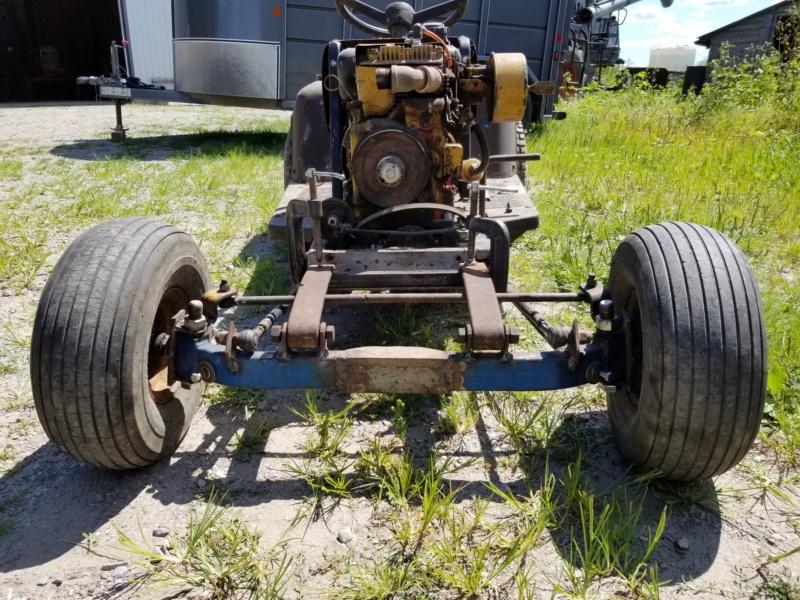 AK's LT-08 Rat Rod Tractor Build [2019 Build-Off Entry] - Page 10 20190827