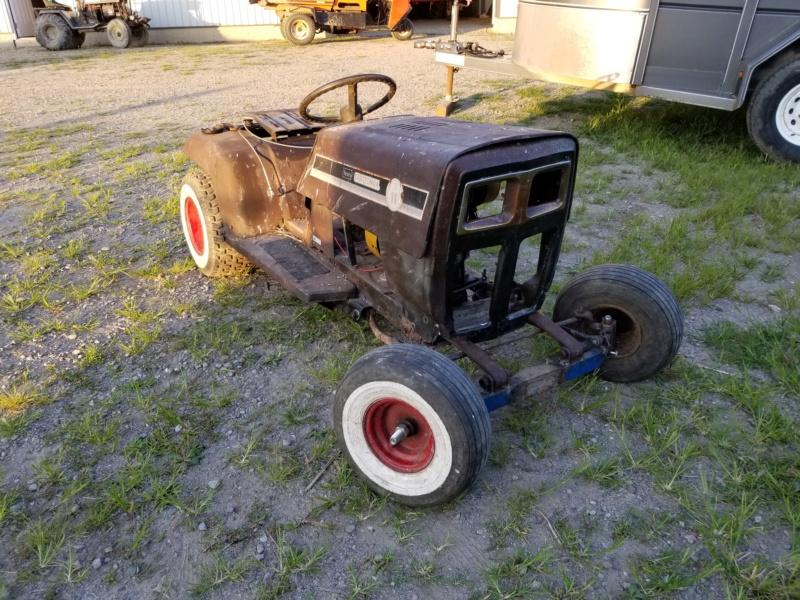AK's LT-08 Rat Rod Tractor Build [2019 Build-Off Entry] - Page 11 20190834
