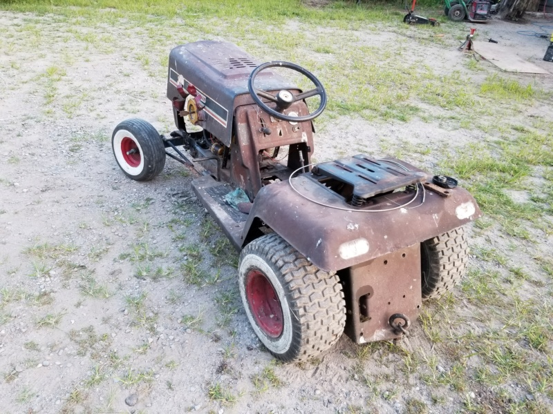 AK's LT-08 Rat Rod Tractor Build [2019 Build-Off Entry] - Page 11 20190841