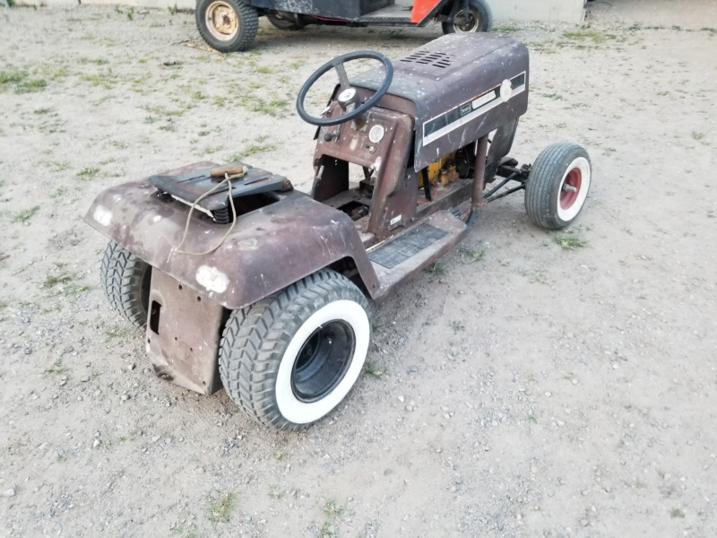 AK's LT-08 Rat Rod Tractor Build [2019 Build-Off Entry] - Page 11 20190850