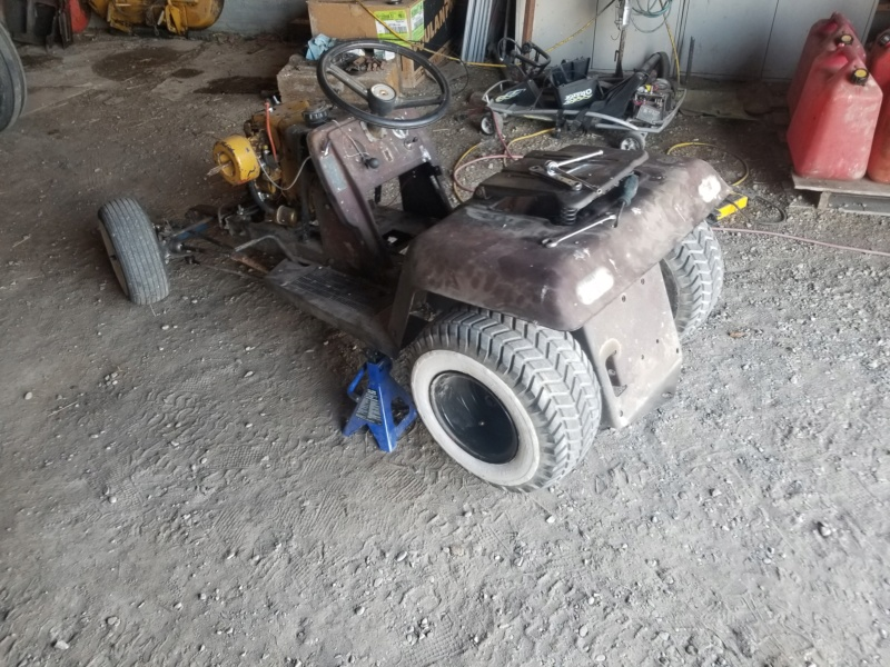 AK's LT-08 Rat Rod Tractor Build [2019 Build-Off Entry] - Page 12 20190870