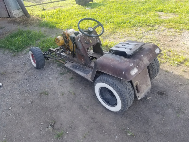 AK's LT-08 Rat Rod Tractor Build [2019 Build-Off Entry] - Page 12 20190873