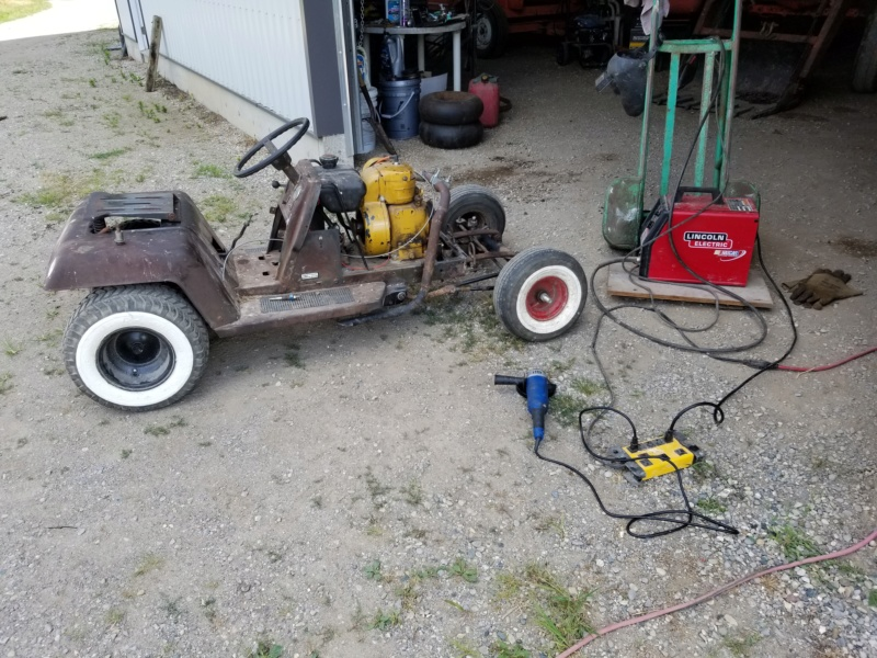 AK's LT-08 Rat Rod Tractor Build [2019 Build-Off Entry] - Page 12 20190874