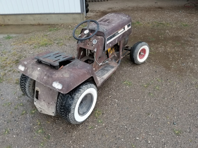 AK's LT-08 Rat Rod Tractor Build [2019 Build-Off Entry] - Page 12 20190882